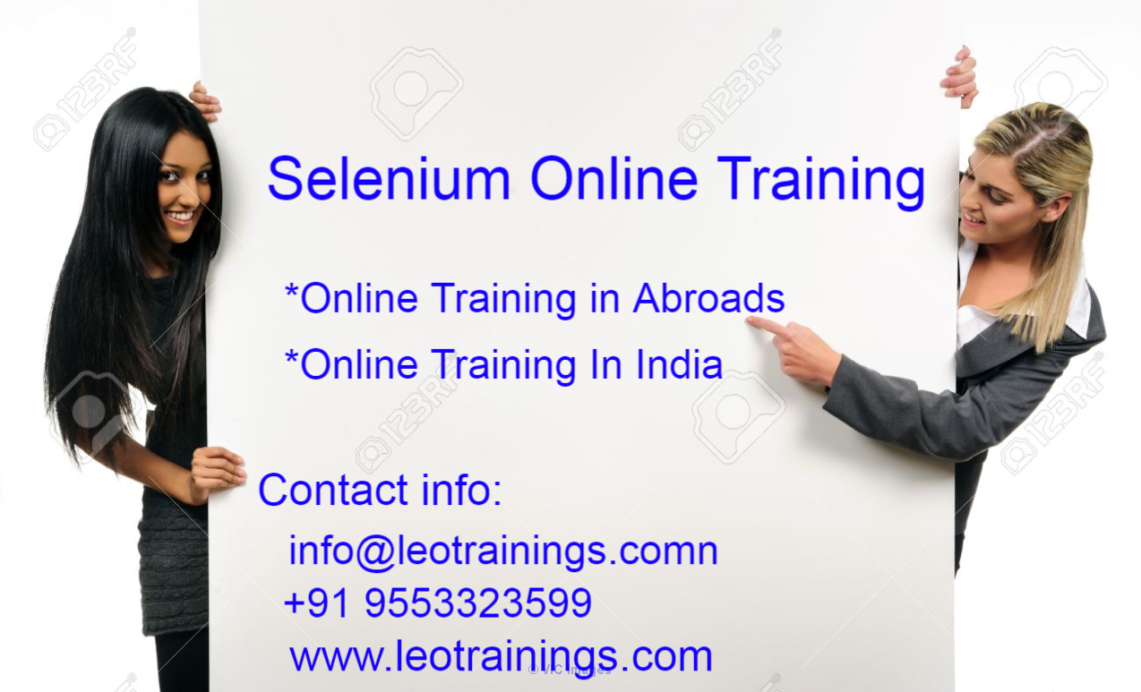 Selenium Online Training in hyderabad Kimberley, South Africa Classifieds